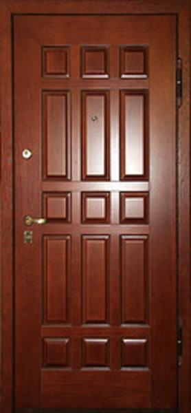 двери стальные в дом массив